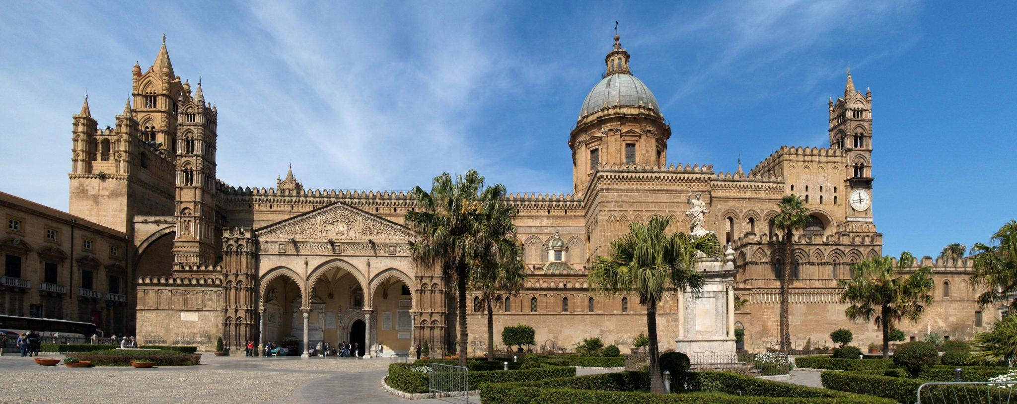 Palermo è Capitale Italiana della Cultura 2018 #CapitaleCultura2018
