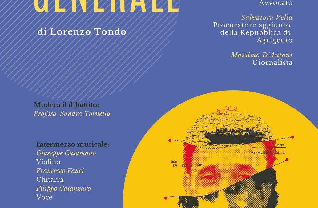 Il Generale di Lorenzo Tondo – Il caso di Mehdanie Behre