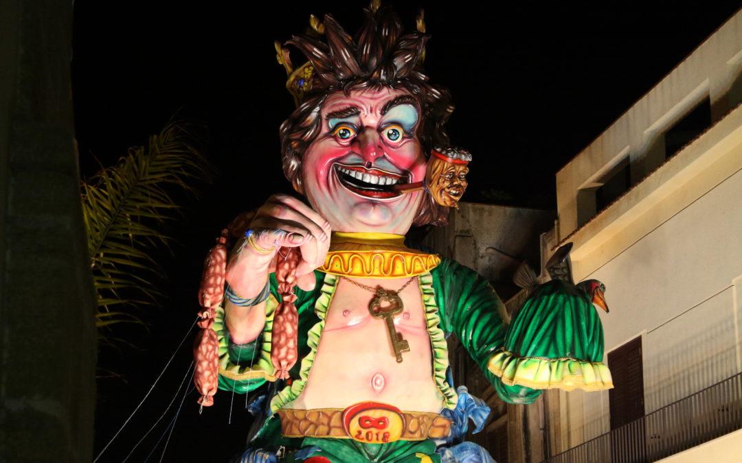 Carnevale, festa di panza
