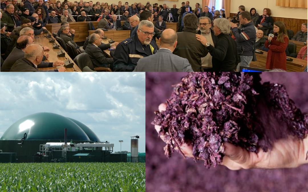 Biogas biodigestore termovalorizzatore Sciacca